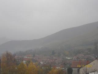, Ceață,negură ,vreme de toamnă, startachim blog
