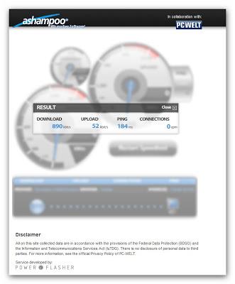 , Speed test.Fără viruși.De data asta!, startachim blog, startachim blog