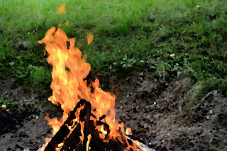 , Flames the oil, startachim blog