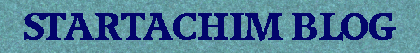 , Report banners, startachim blog