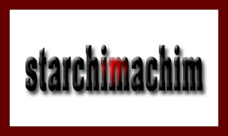 , Starchimachim red star, startachim blog