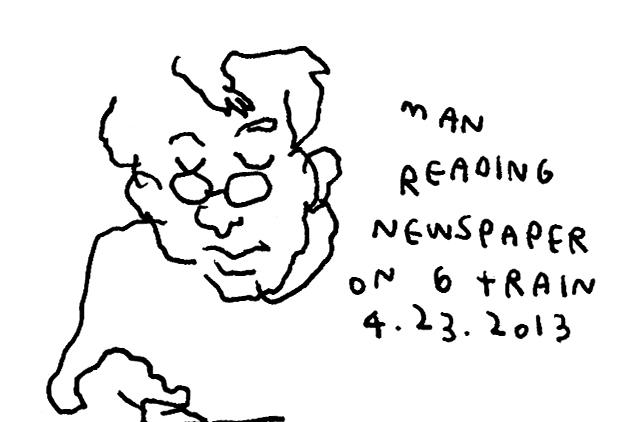 , Pe asta o ştiţi? Menashe Mendelsohn citeşte un ziar arăbesc…, startachim blog, startachim blog