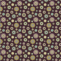 ioachim, Fabric with floral pattern, startachim blog