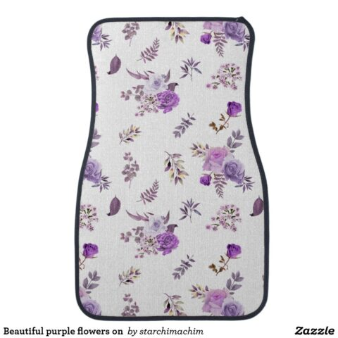 beautiful purple flowers on car mat r50f81934407e412881ef6f26b6314560 zxftv 1024.jpg